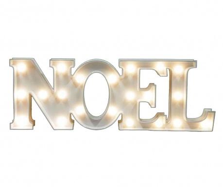 Svetlobna stenska dekoracija Noel
