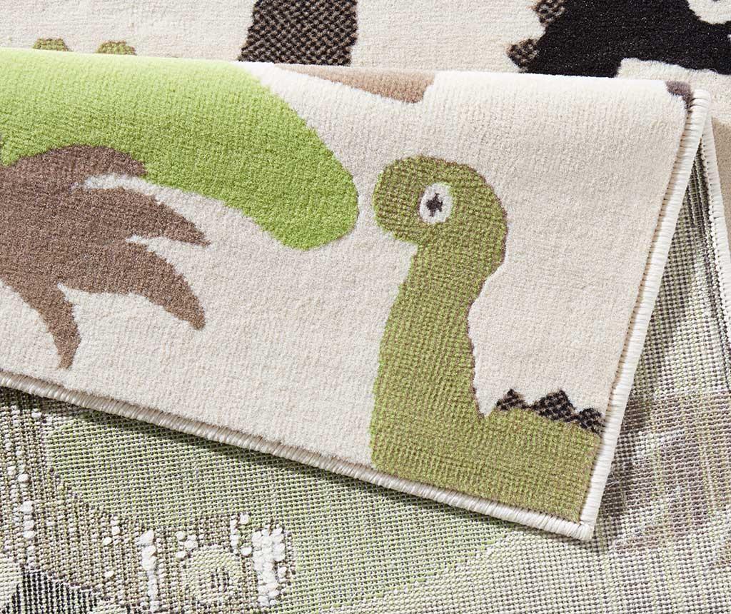 Covor Dinosaur Beige Green 140x200 cm
