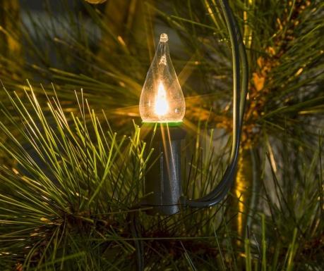 Φωτεινή γιρλάντα Twisted Bulb 475 cm