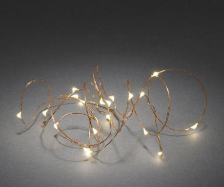 Ghirlanda luminoasa Damal Copper 190 cm