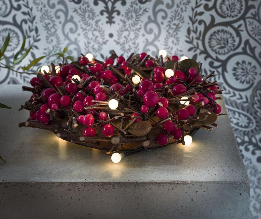 Ghirlanda luminoasa Globe Lights Warm 152 cm