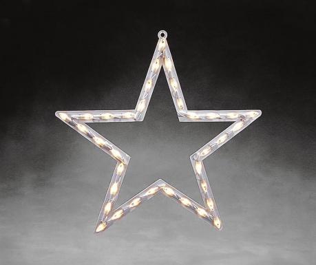 Star Silhouette Felfüggeszthető fénydekoráció
