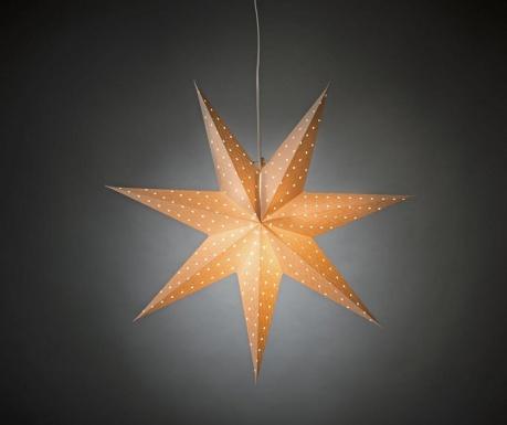 Κρεμαστό φωτεινό διακοσμητικό Paper Star