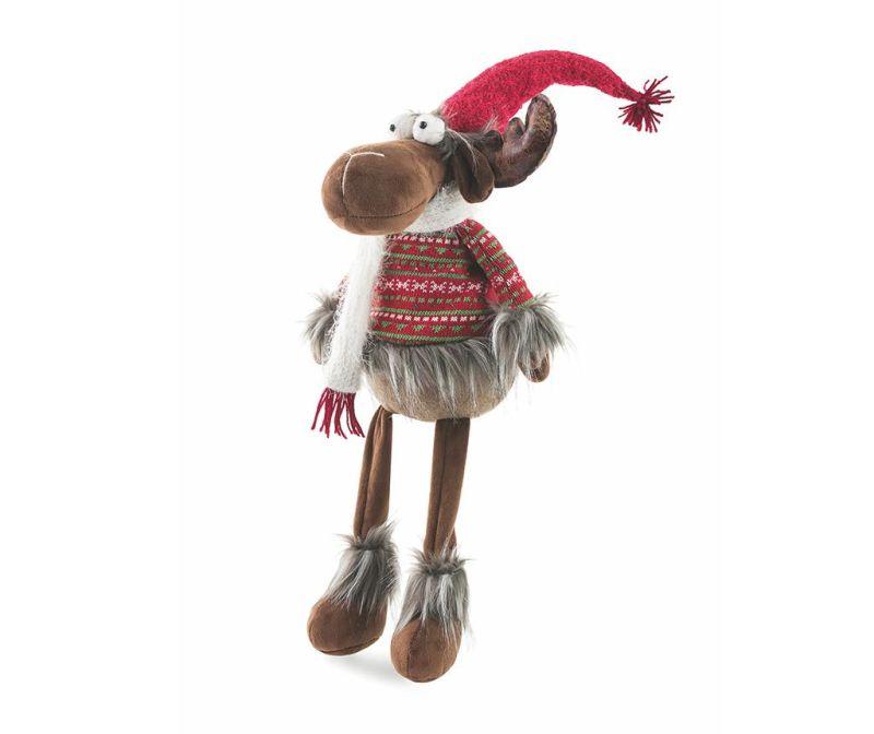 Cozy Reindeer Dekoráció