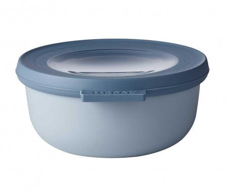 Circula Nordic Blue Ételtároló fedővel 350 ml