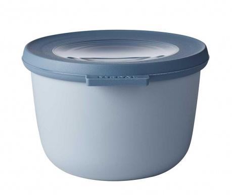 Caserola cu capac Circula Nordic Blue 500 ml