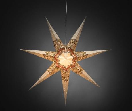 Κρεμαστό φωτεινό διακοσμητικό Ornament Star
