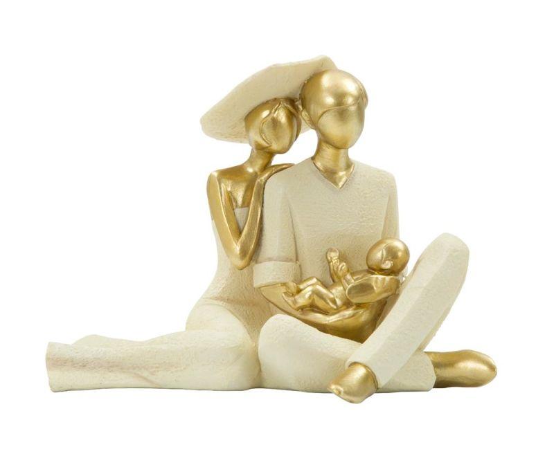 Decoratiune Couple with Baby