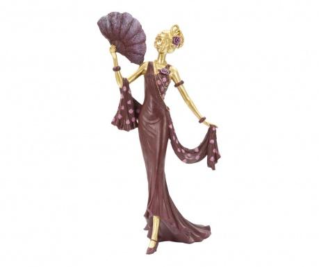 Декорация Lady in Purple