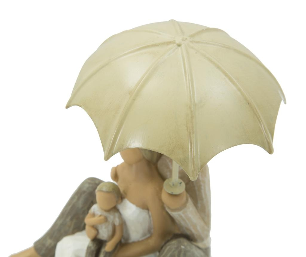 Dekoracija Family with Umbrella