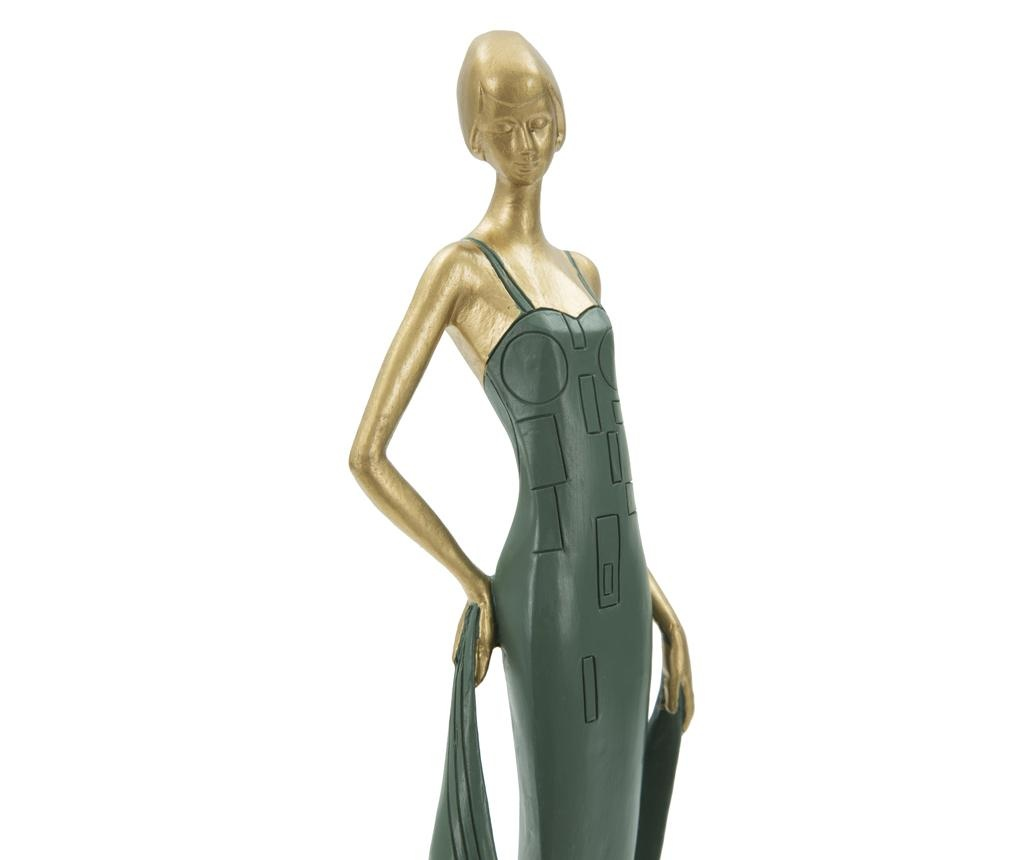Dekoracija Lady in Green
