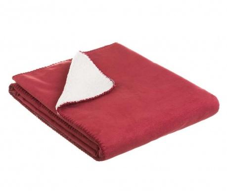 Κουβέρτα Loving Colors Marsala 125x150 cm