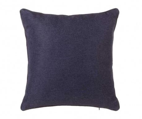 Διακοσμητικό μαξιλάρι Noble Square Dark Blue 45x45 cm
