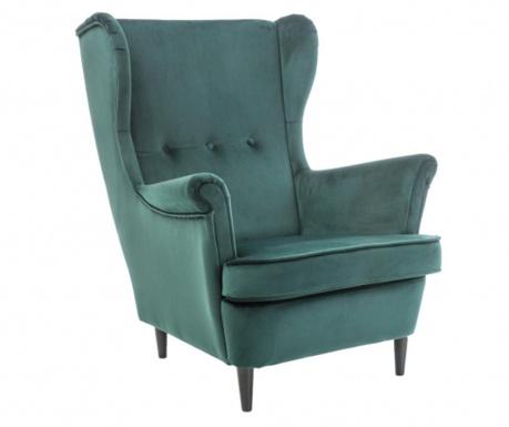 Fotel Lordim Green