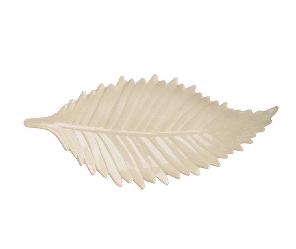 Leaf Dísztál