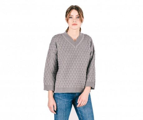 Sweter damski Utoro Grey