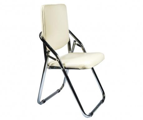 Krzesło składane Almeria Beige