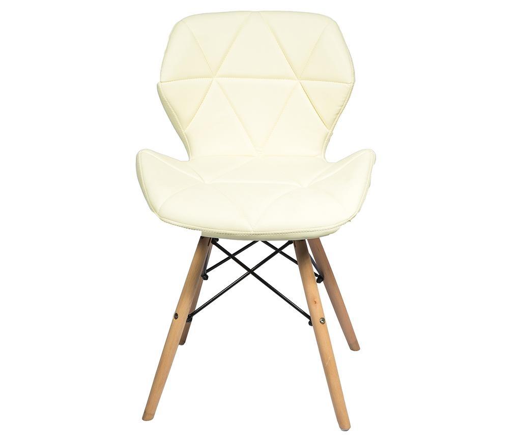 Set 2 stolice Alia Beige