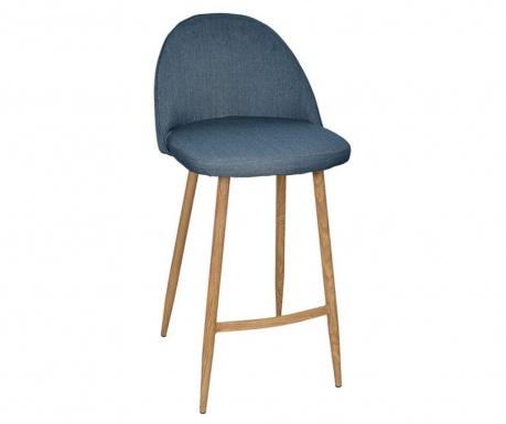 Barová stolička Mia Blue