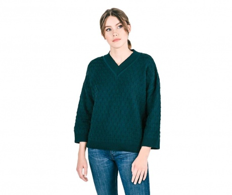 Sweter damski Utoro Green