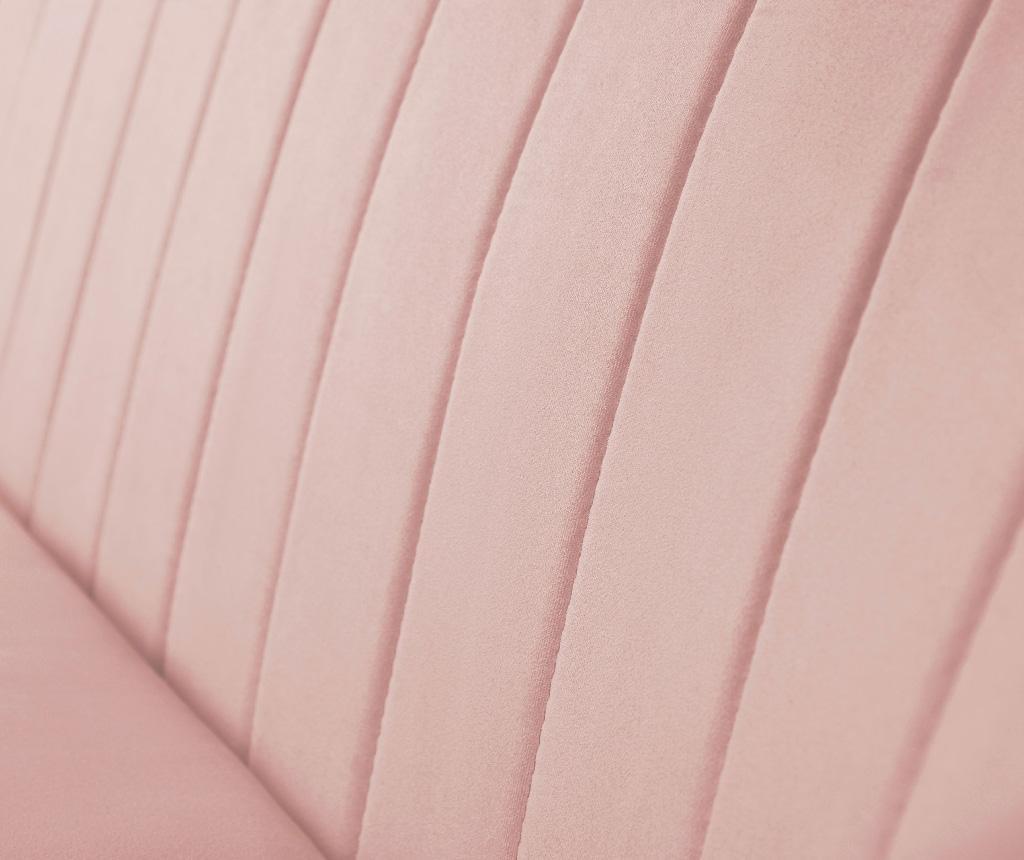 Canapea 2 locuri Toscana Flamingo