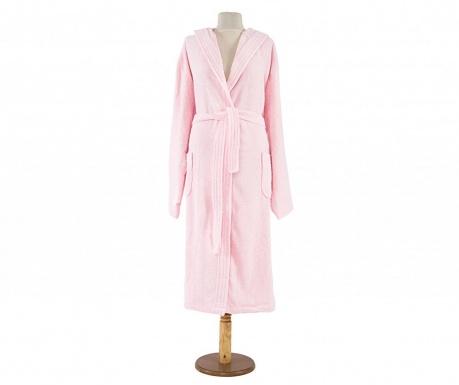 Халат за баня унисекс Alexa Pink