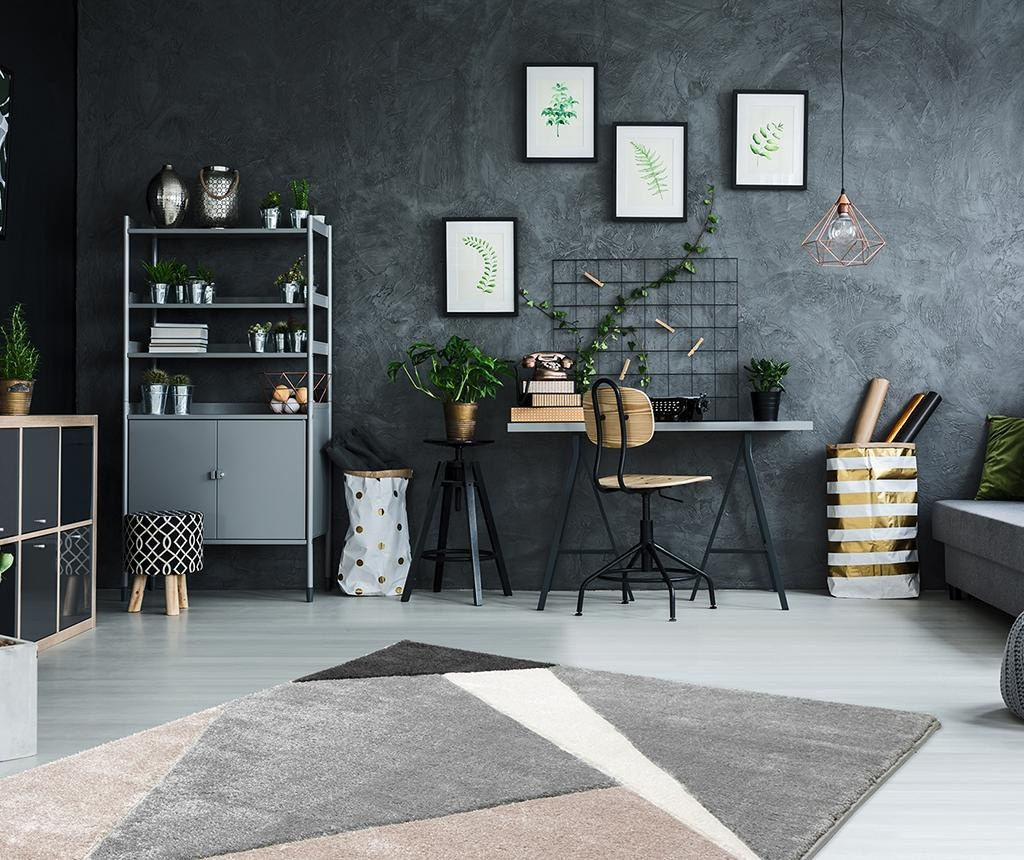 Covor My Broadway Taupe 120x170 cm