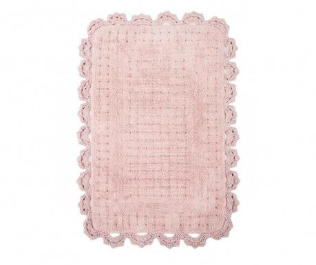 Kúpeľňová predložka Mina Pink 70x110 cm