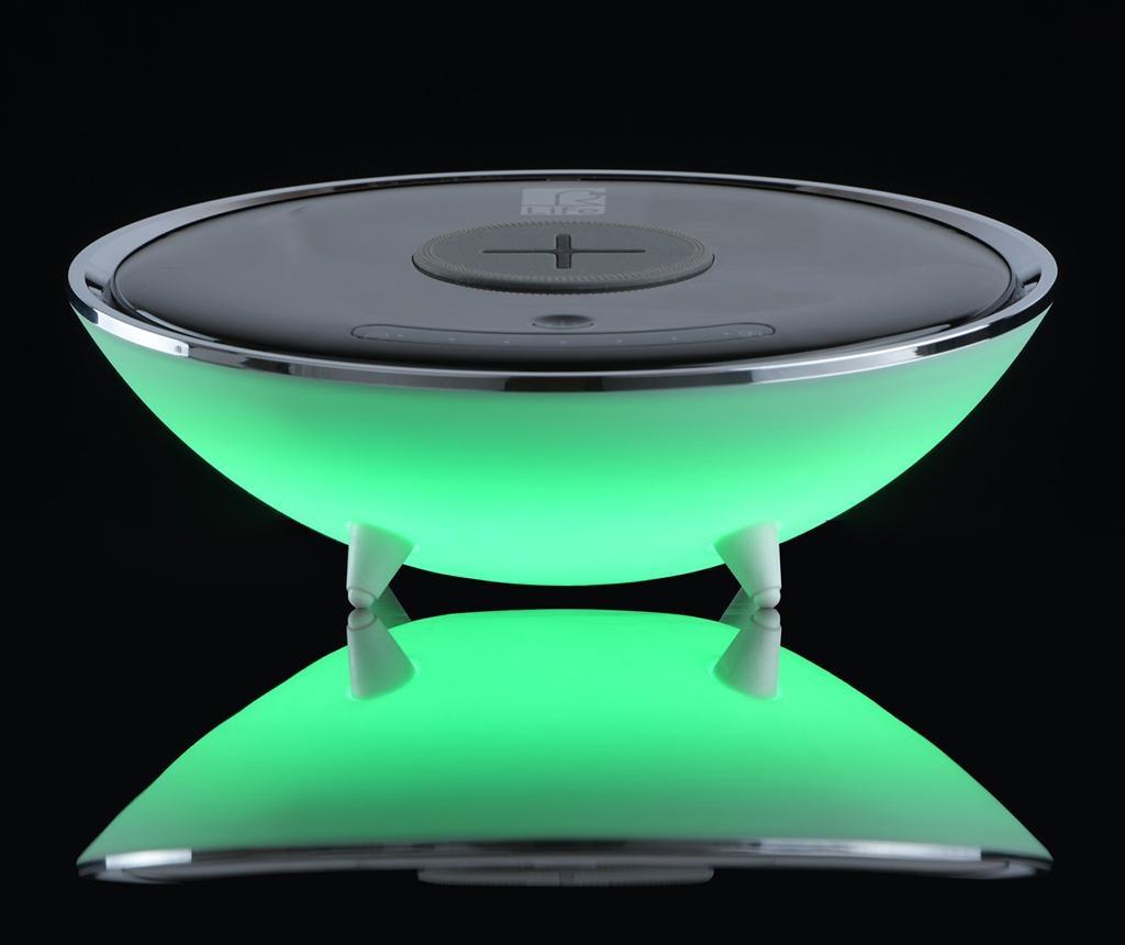 Stuttgart RGB Vezeték nélküli lámpa telefon töltővel