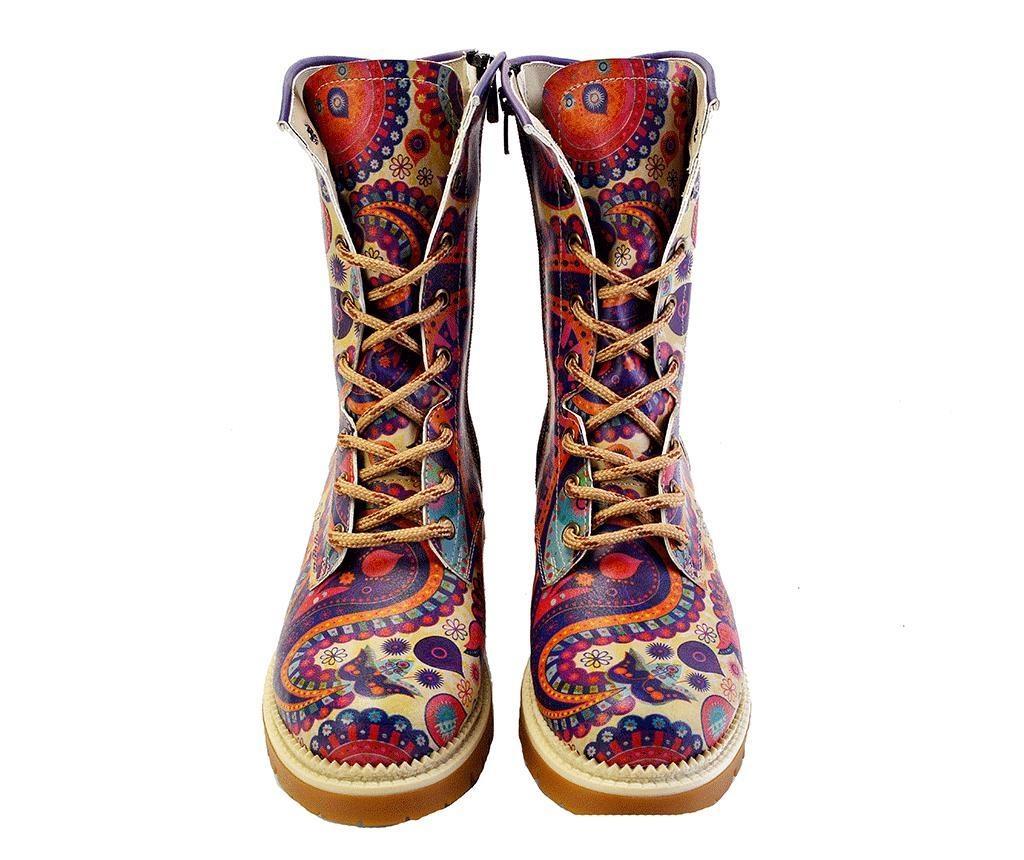 Dámské kotníkové boty Zuri 40