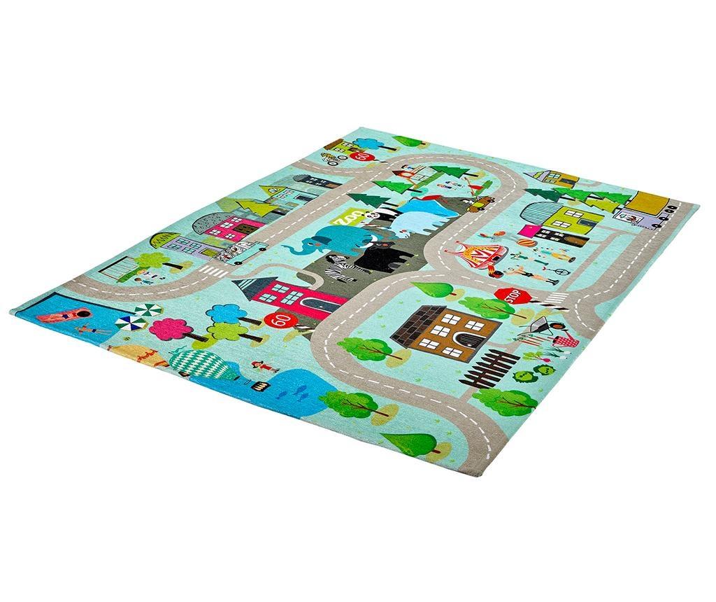Igralna podloga My Torino Kids Street 160x230 cm