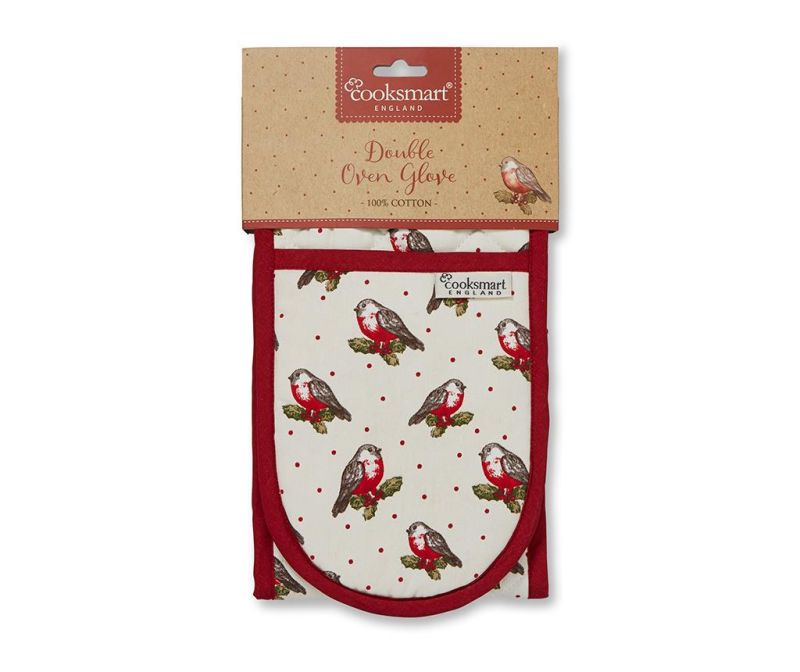Dvojitá kuchyňská chňapka Red Robin