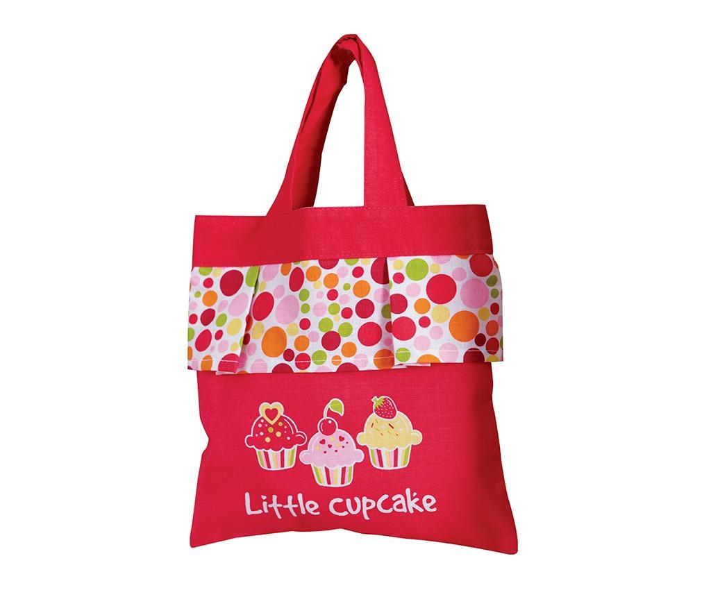 Nákupná taška pre deti Little Cupcake