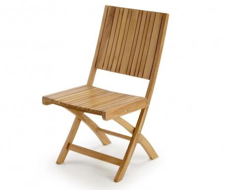Καρέκλα εξωτερικού χώρου Irregular Slat