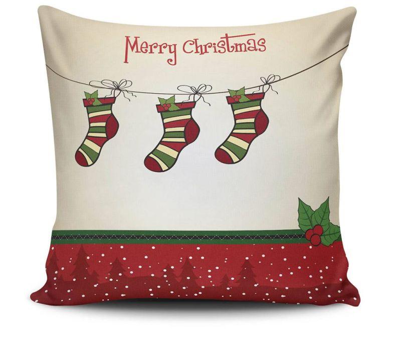 Perna decorativa Gift Socks 45x45 cm