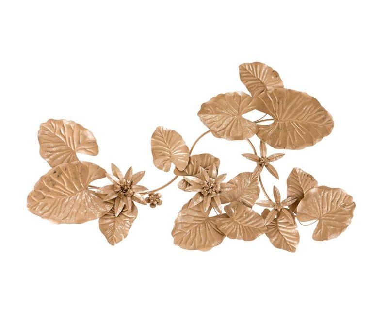 Svetlobna stenska dekoracija Vintage Flowers