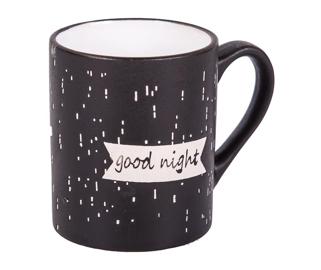 Set 4 skodelic Good Day Good Night Tall 240 ml