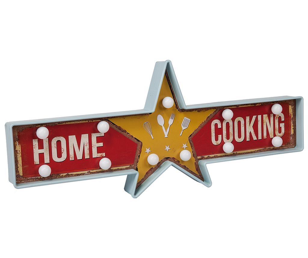 Svetlobna dekoracija Home Cooking