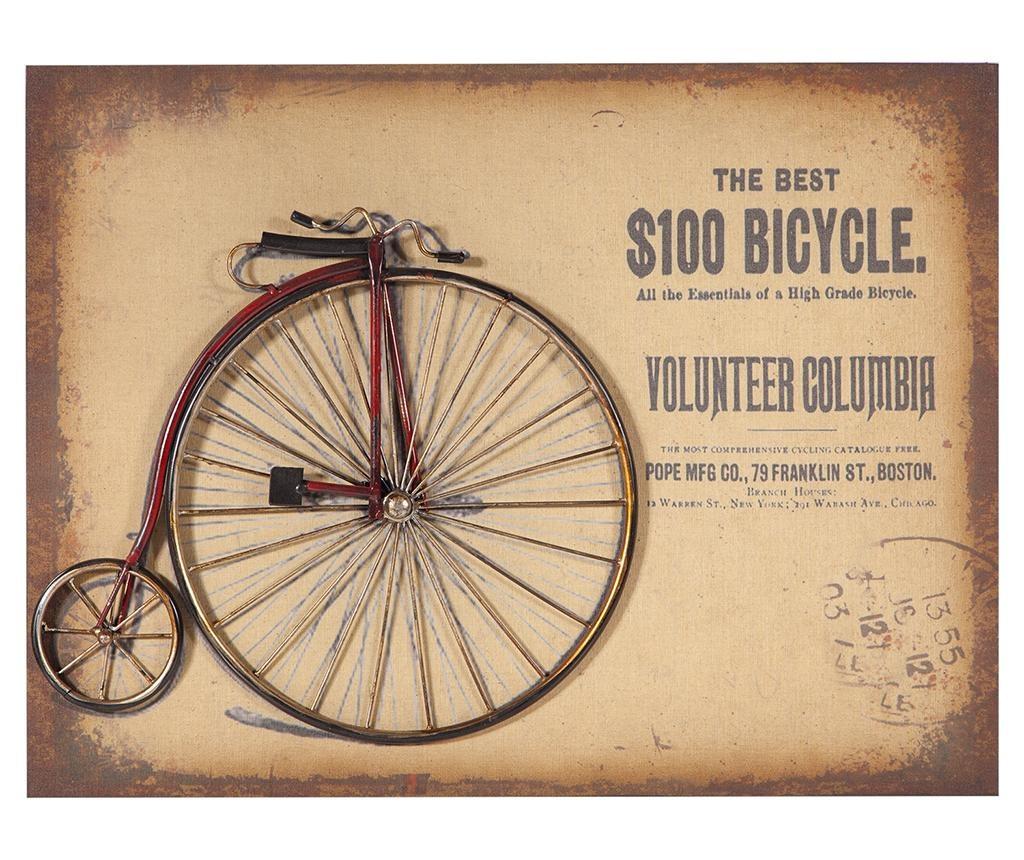 Stenska dekoracija The Best Bicycle