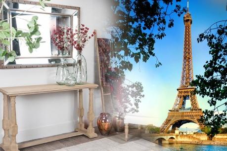 Dekor iz Pariza