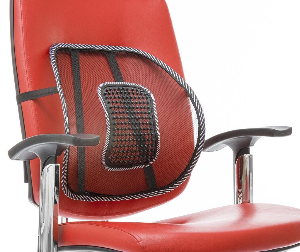 Lumbalni jastuk InnovaGoods Comfort 37x40 cm