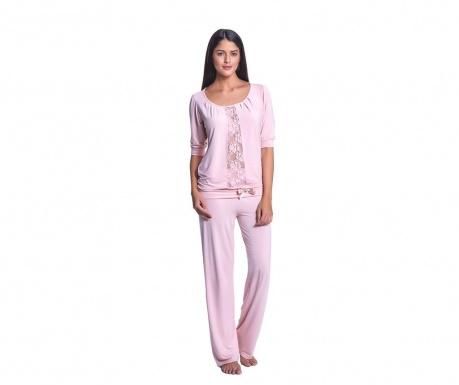 Дамска пижама Emma Pink