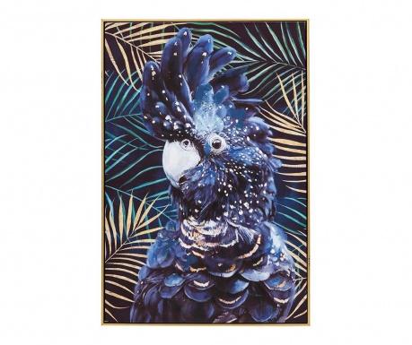 Slika Left Parrot 60x90 cm