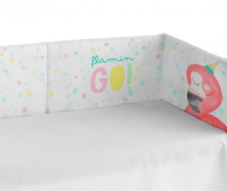 Zaštita za krevetić Flamin-Go 40x180 cm