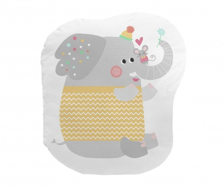 Okrasna blazina Love Is All Elefante 30x40 cm