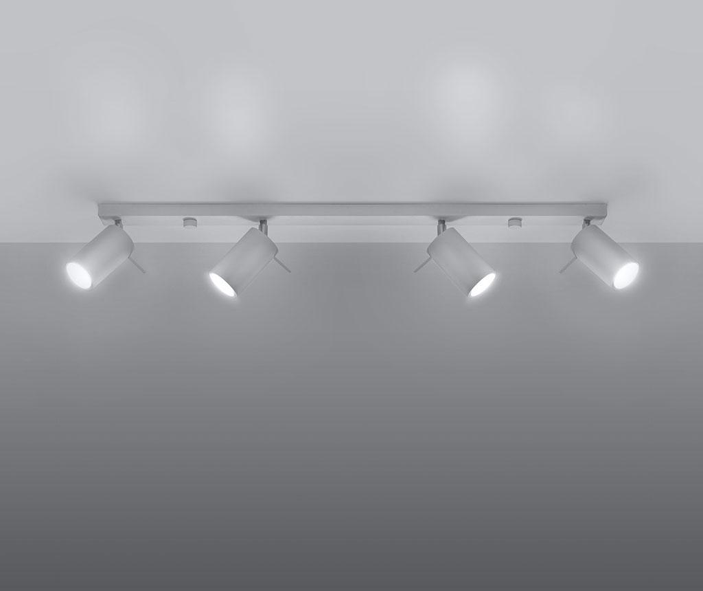 Závěsná lampa Etna Four White