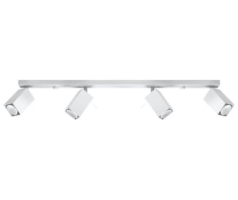Stropna svjetiljka Toscana Four Long White