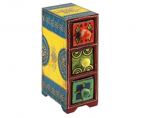 Pudełko na przyprawy Indian Motifs