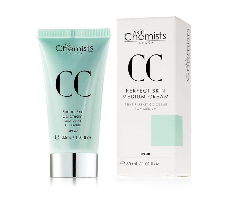 Hydratační CC krém SPF 30 Perfect Skin Medium 30 ml