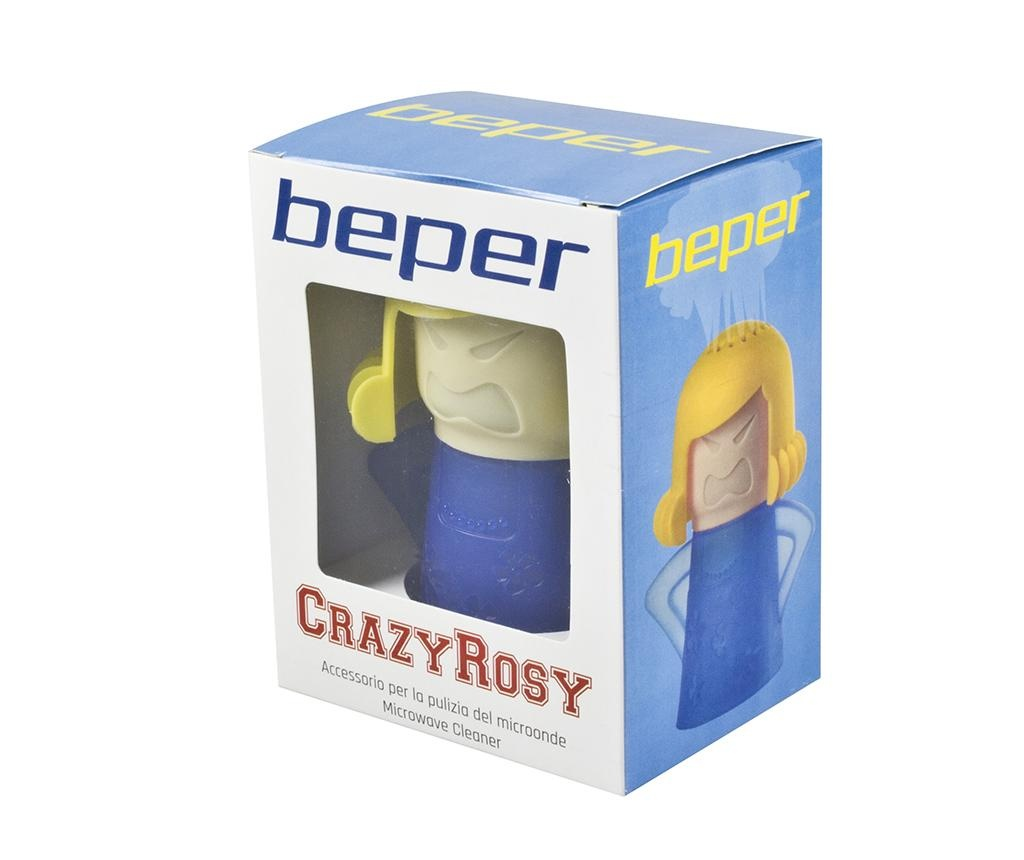 Čistilec mikrovalovne pečice Crazy Rosy